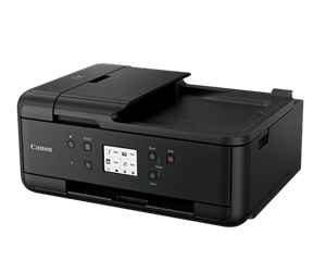 Canon PIXMA TR7550 Driver Software