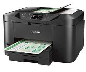 Canon MAXIFY MB2720 Driver Support