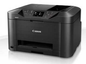 Canon MAXIFY MB5040 Driver Software