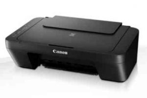 Canon PIXMA MG2545s Driver Software