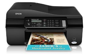 Epson WorkForce 320 driver & Software downloads
