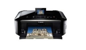 Canon PIXMA MG5320 Wireless Inkjet Photo All-In-One Printer/Copier/Scanner