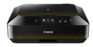 Canon PIXMA MG6360 All-In-One Photo Inkjet Printer (Black)
