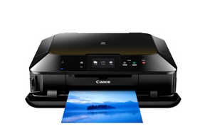 Canon PIXMA MG6350 (A4) Colour Inkjet All-in-One Printer