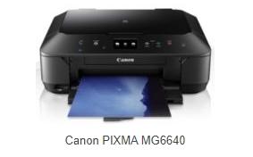 canon pixma mg6650 scanner driver