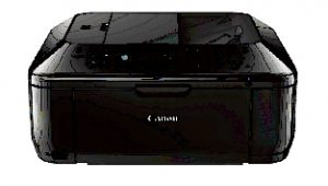 Canon PIXMA MX522 Wireless Color Photo Printer with Scanner, Copier and Fax