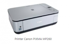 Canon PIXMA MP260 Driver Downloads