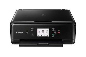 PIXMA TS6020 Wireless Inkjet All-In-One Printer, Black