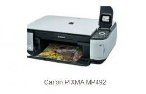 Canon PIXMA MP492 Driver Software Download