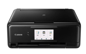 Canon TS8120 Wireless All-In-One Printer with