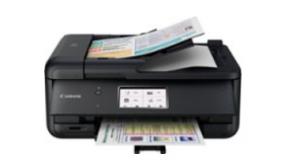 Canon - PIXMA TR8520 Wireless All-In-One Inkjet Printer